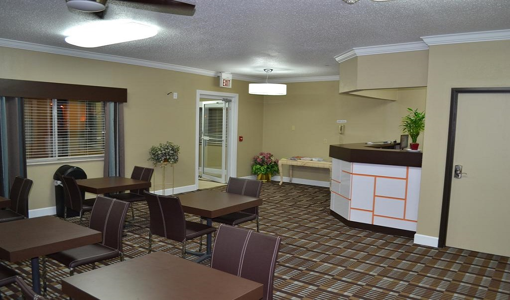 Countryside Inn & Suites Fremont - Reception