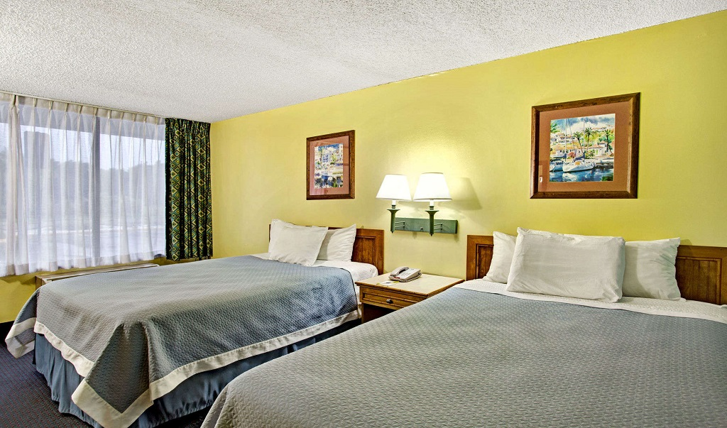 Days Inn And Suites Davenport - Double Beds Room3