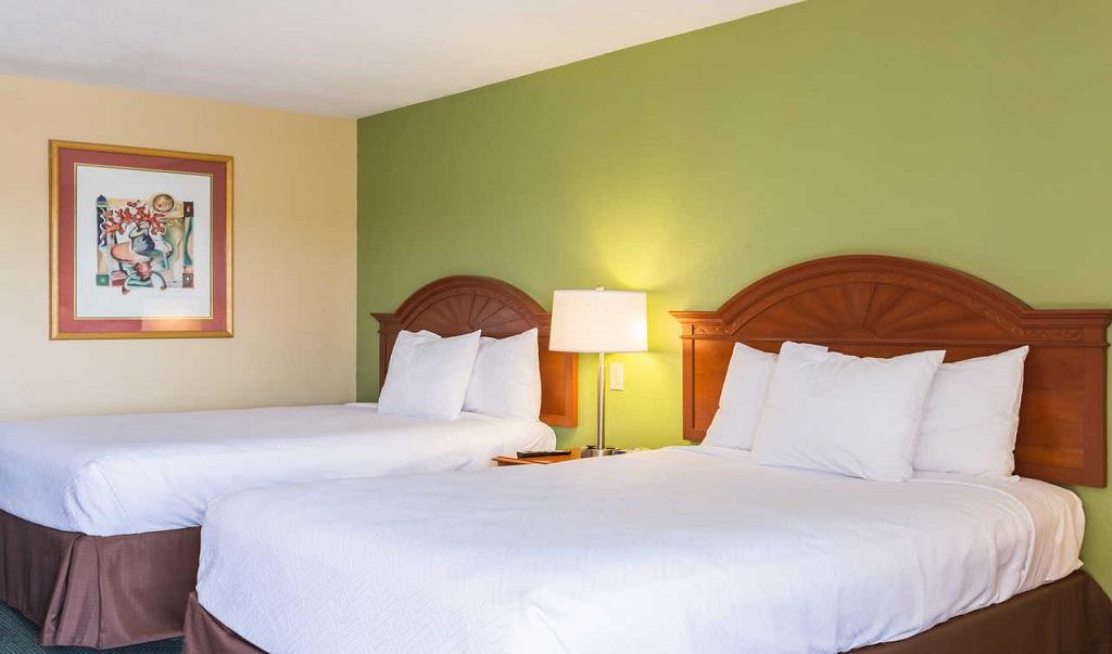 Econo Lodge White Pine - Double Beds-3