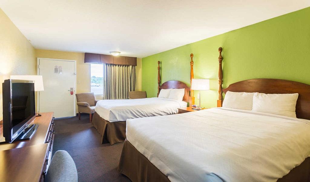 Econo Lodge White Pine - Double Beds-2