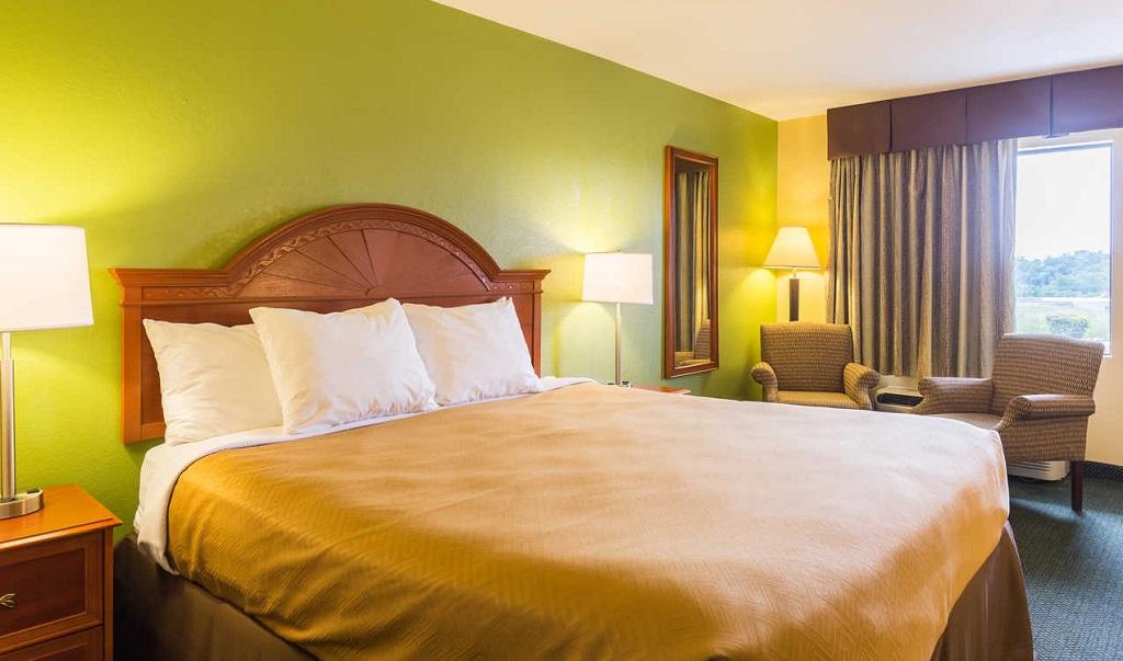 Econo Lodge White Pine - Single Bed-1