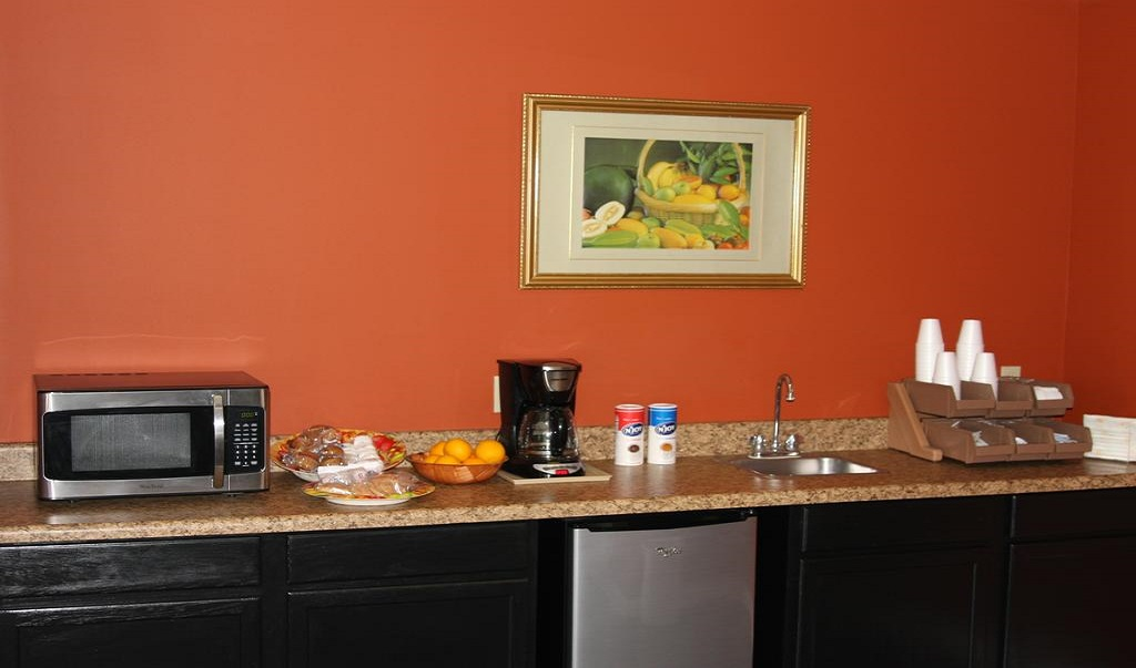Express Inn and Suites Trion - Breakfast Area