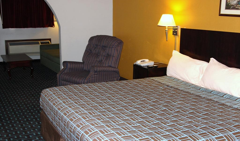 Express Inn and Suites Trion - Single Bed-2