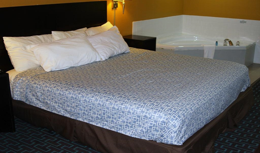 Express Inn and Suites Trion - Single Bed with Tab