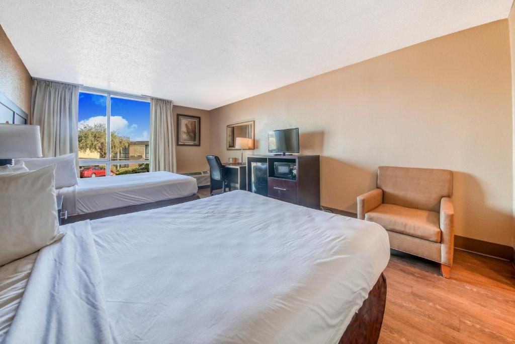 Floridian Express Extended Stay Hotel - Double Beds Room-3