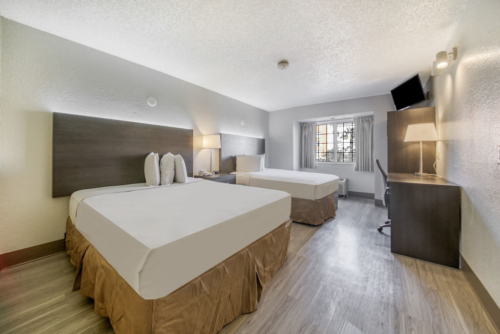 Floridian Hotel and Suites Extended Stay Orlando - Double Beds Room-5