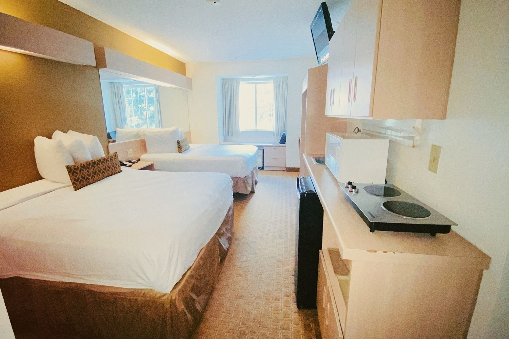 Floridian Hotel and Suites Extended Stay Orlando - Double Beds Room-1