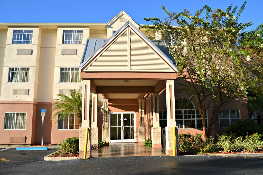 Floridian Hotel and Suites Extended Stay Orlando - Exterior-1