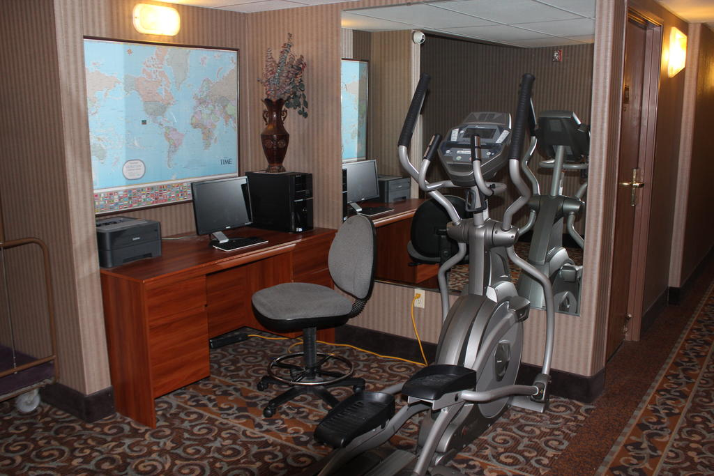 Garden City Inn - Fitness Facility