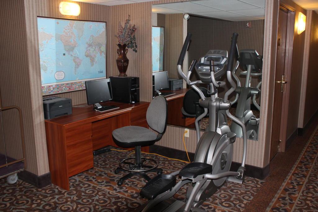 Garden City Inn - Fitness Facility