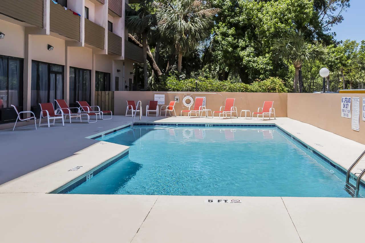 Grand Hilton Head Inn - Pool-1