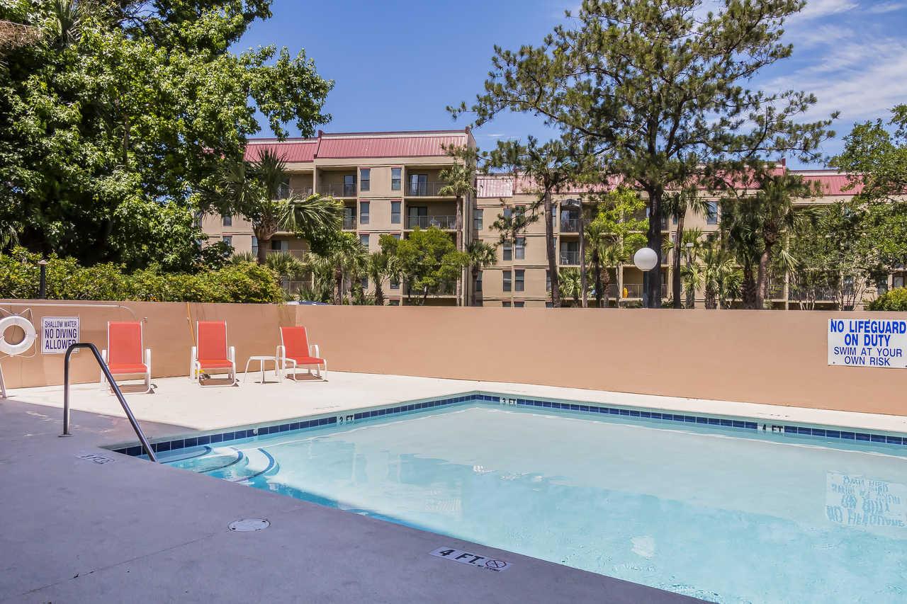 Grand Hilton Head Inn - Pool-2