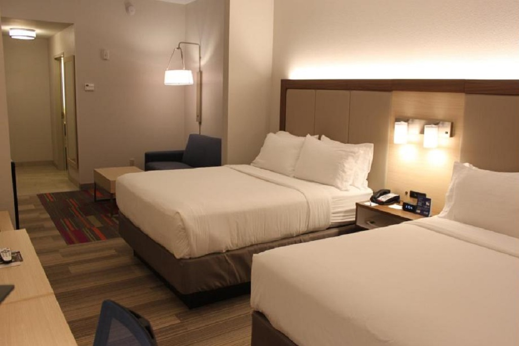 Holiday Inn Express South Davenport - Double Beds Room-6
