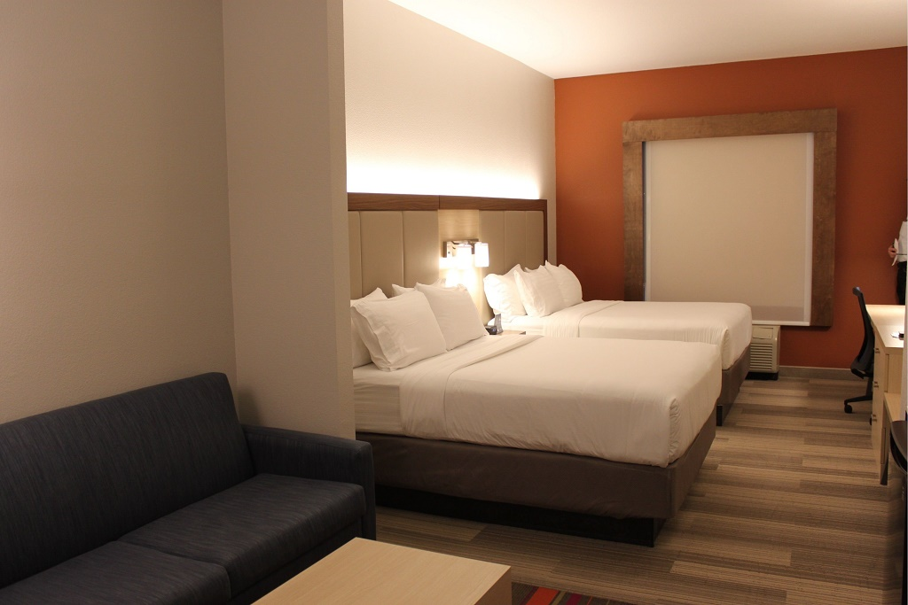 Holiday Inn Express South Davenport - Double Beds Room-5