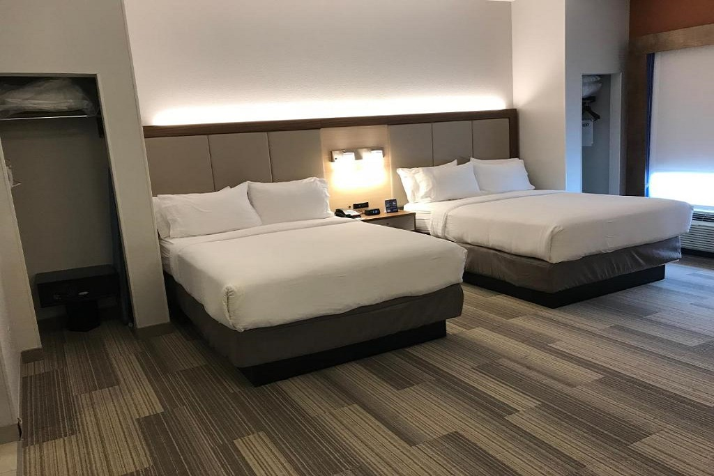 Holiday Inn Express South Davenport - Double Beds Room-3