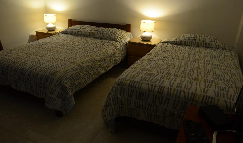 Hostal Plaza Mayor Lima - Double Beds-3