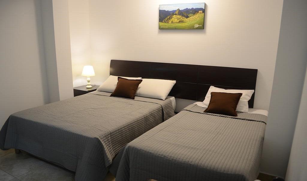 Hostal Plaza Mayor Lima - Double Beds-1