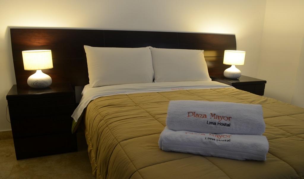Hostal Plaza Mayor Lima - Single Bed-1