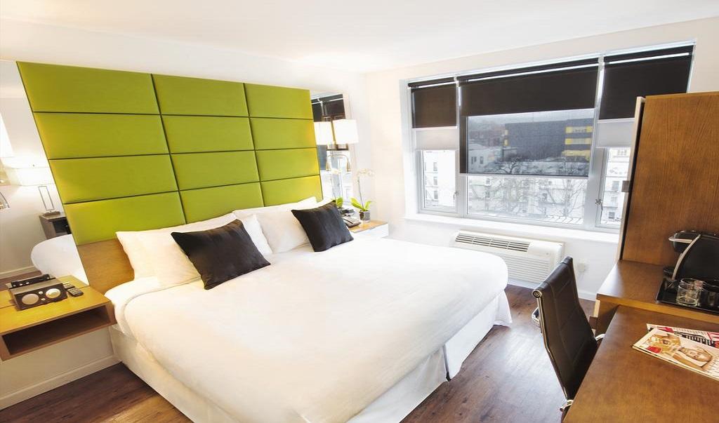 Hotel BPM Brooklyn - Single Bed-2