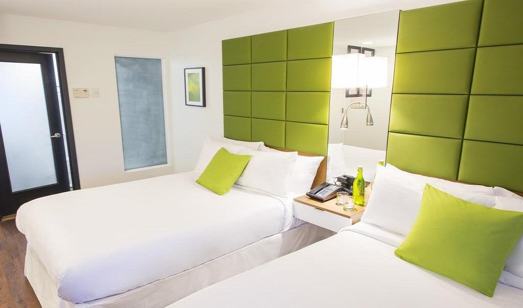 Hotel BPM Brooklyn - Double Beds Room-2