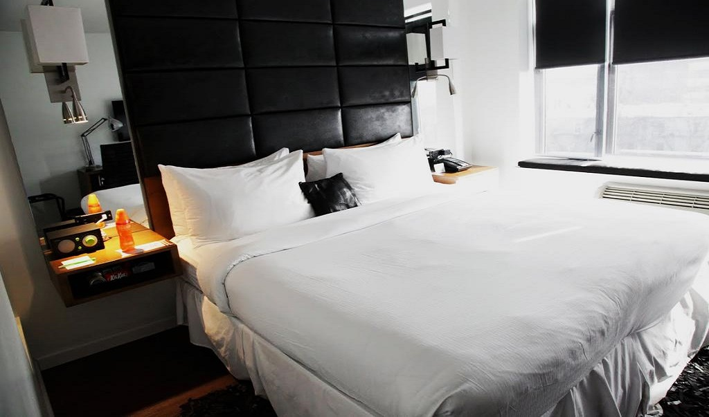 Hotel BPM Brooklyn - Single Bed