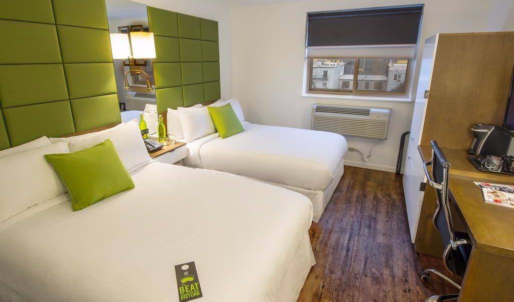 Hotel BPM Brooklyn - Double Beds Room-3