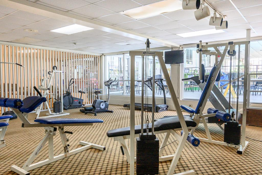 FairBridge Inn Express Corpus Christi - Fitness Area-2