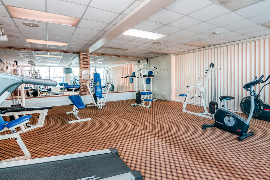 FairBridge Inn Express Corpus Christi - Fitness Area-1