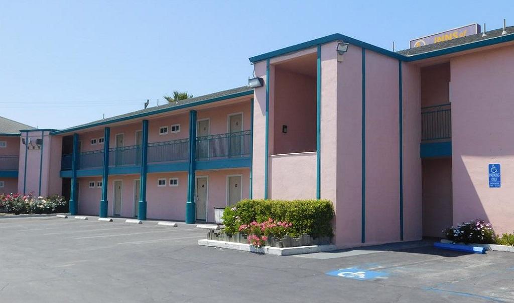 Inns of California Salinas - Exterior-2