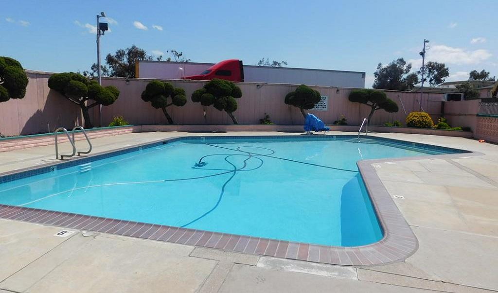Inns of California Salinas - Pool