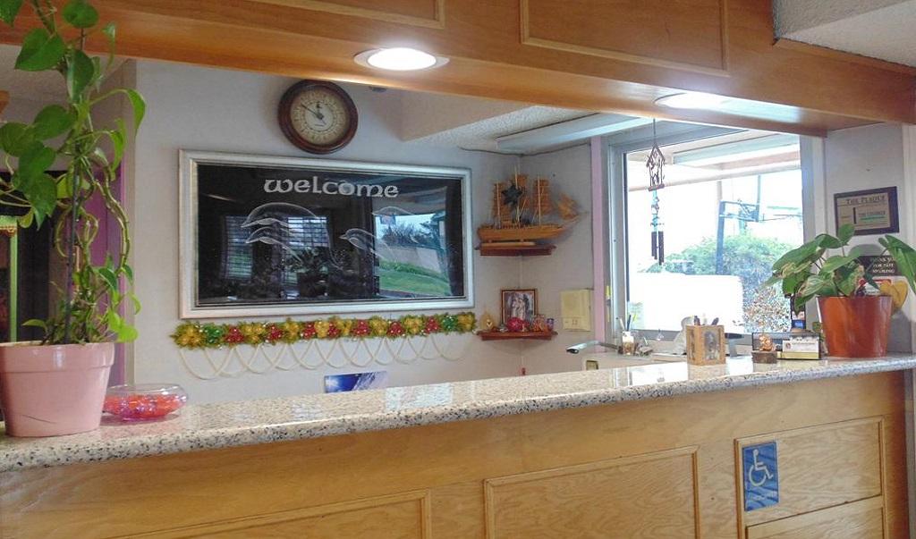 Inns of California Salinas - Reception-1
