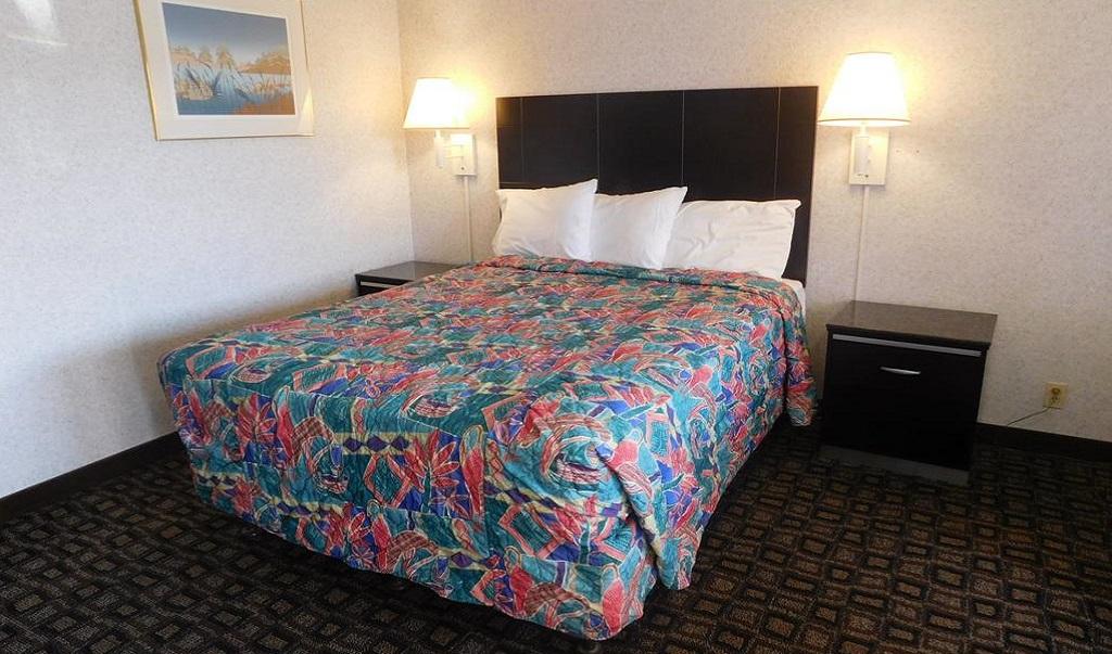 Inns of California Salinas - Single Bed-1