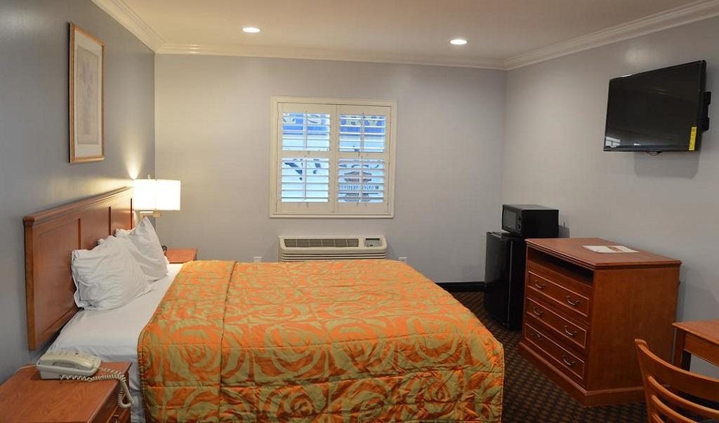 La Casa Inn Motel - Single Bed-3