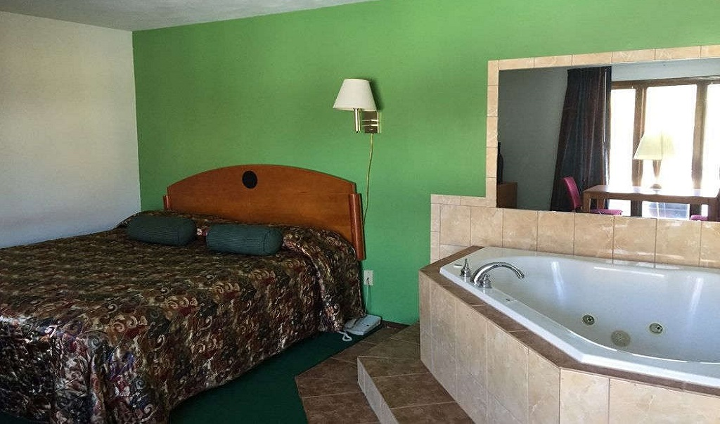 La Villa Motel - Single Bed with Tab
