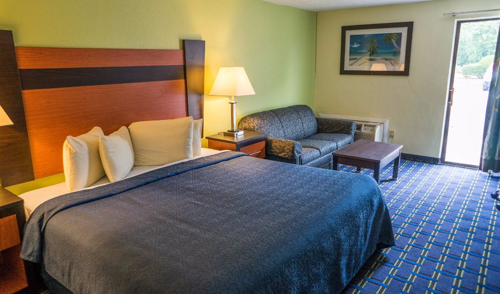 Mariner Motor Lodge Cape Cod - Single Bed with Sofa-2
