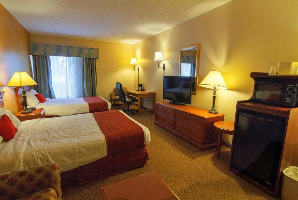 Hotel M Mount Pocono - Double Beds-2