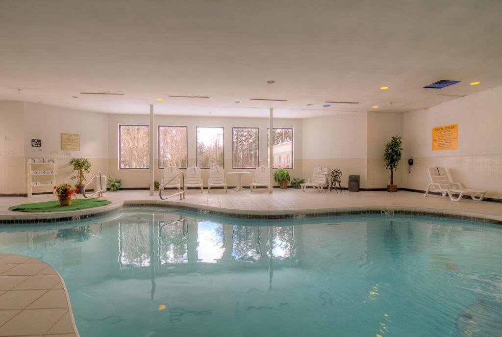 Hotel M Mount Pocono - Indoor Pool-1