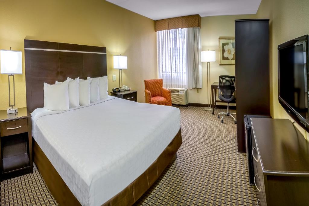 Midpointe Hotel Orlando - King Suite