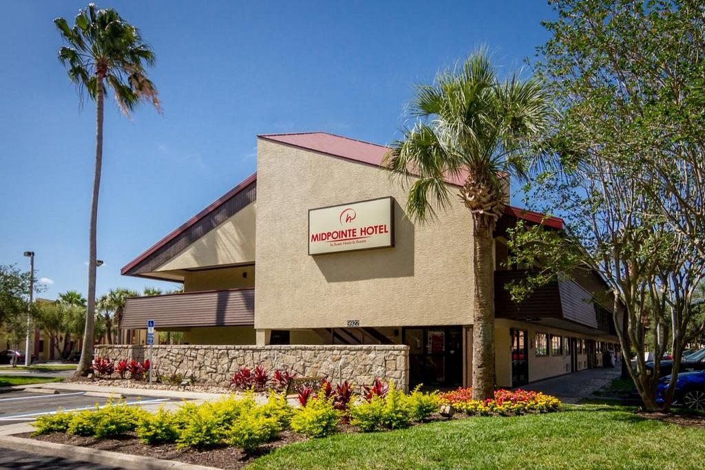 Midpointe Hotel Orlando - Exterior-1
