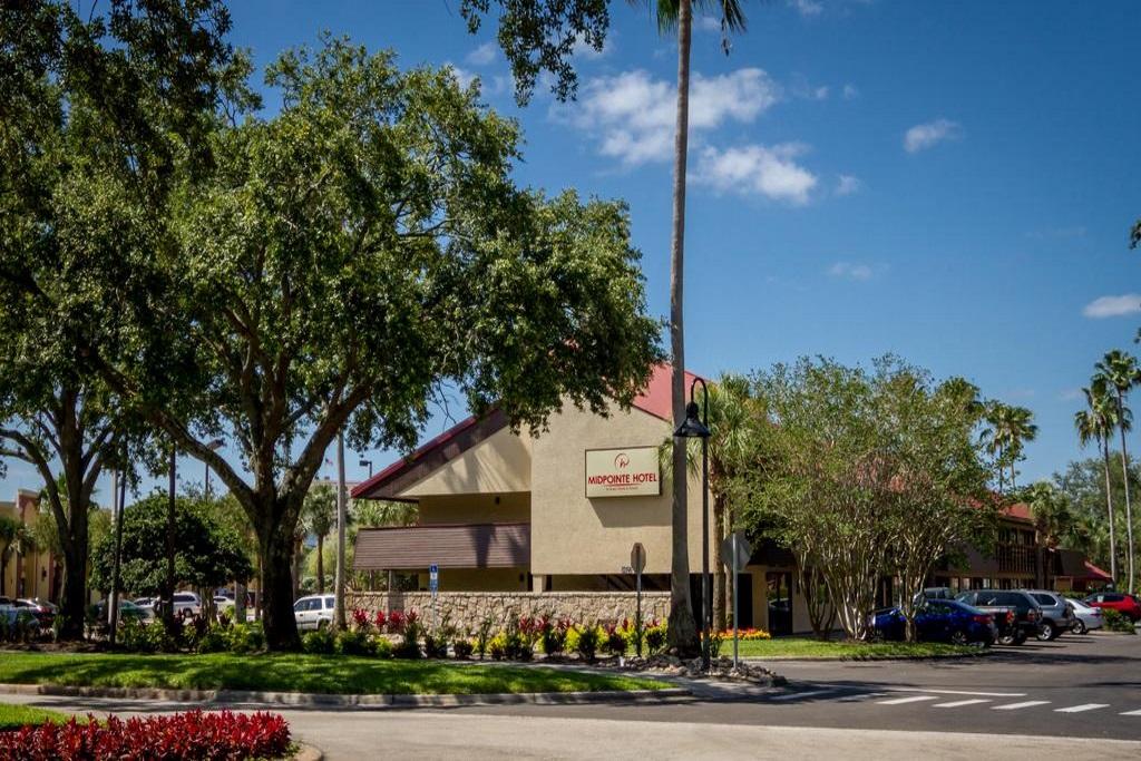 Midpointe Hotel Orlando - Exterior-2