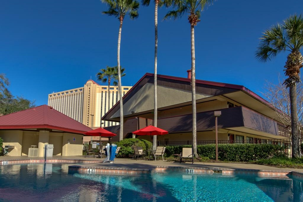 Midpointe Hotel by Rosen Hotels & Resorts By Convention Center