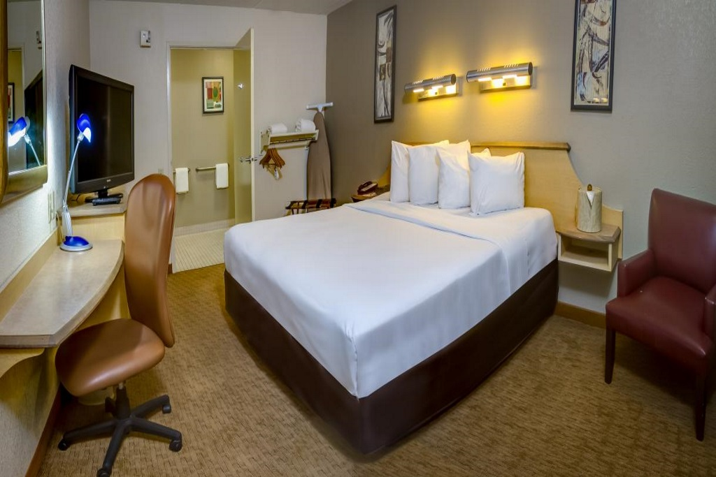Midpointe Hotel Orlando - Single Bed-2