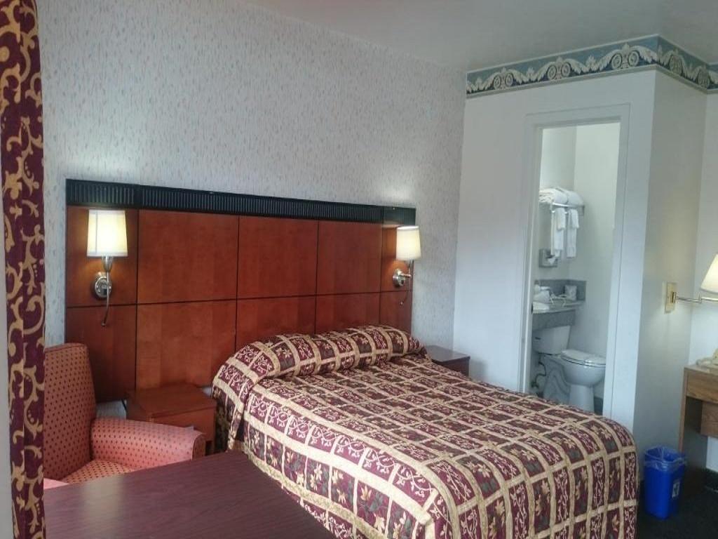 Monterey Fairgrounds Inn - Single Bed Room-2