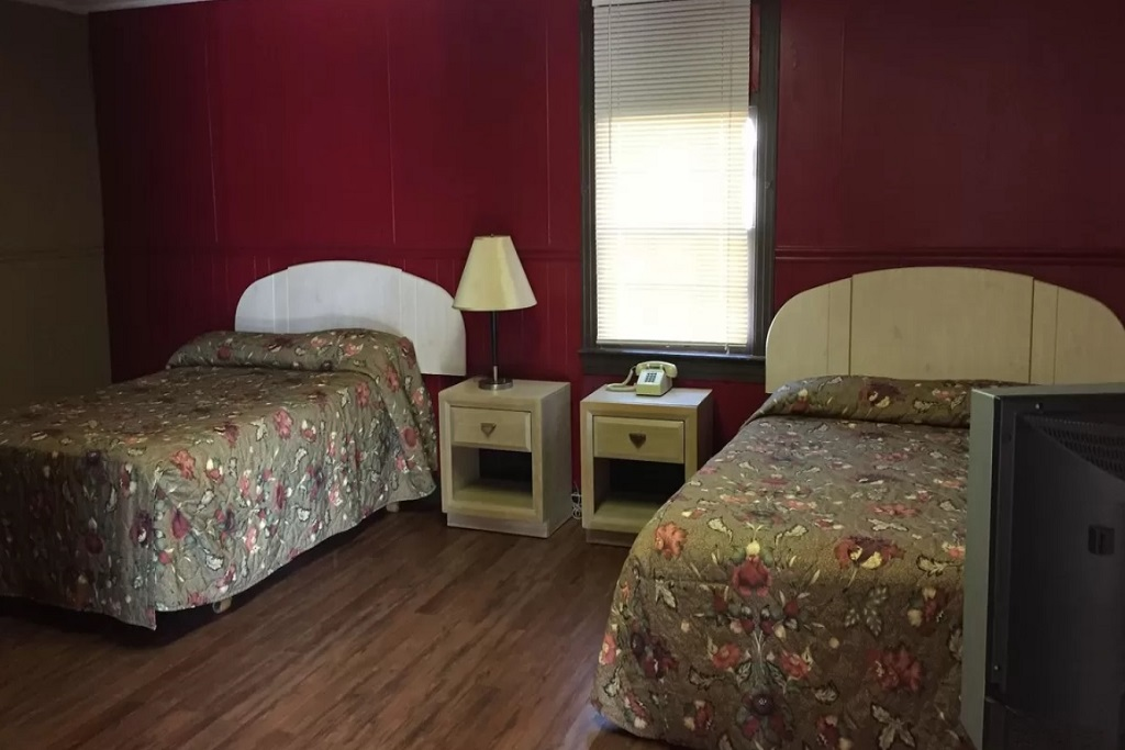 Morgan City Motel - Double Beds-1