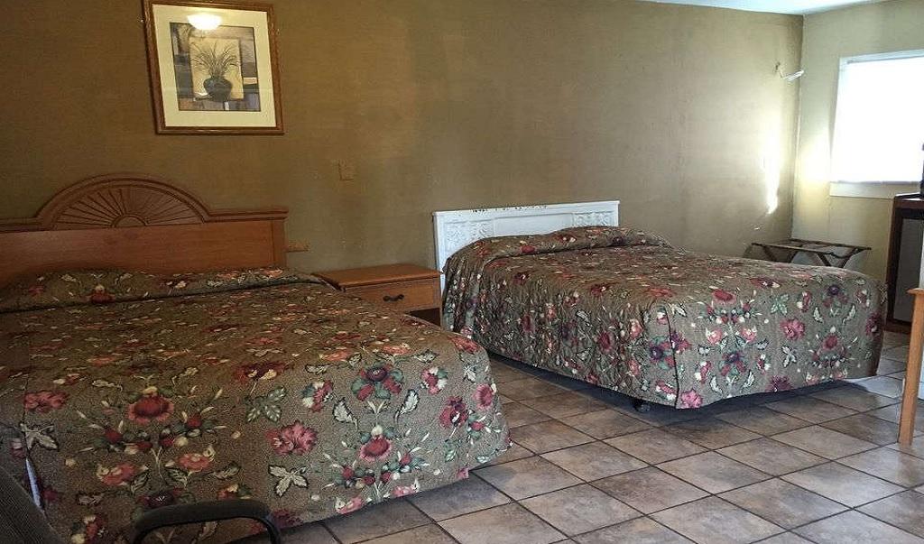 Morgan City Motel - Double Beds