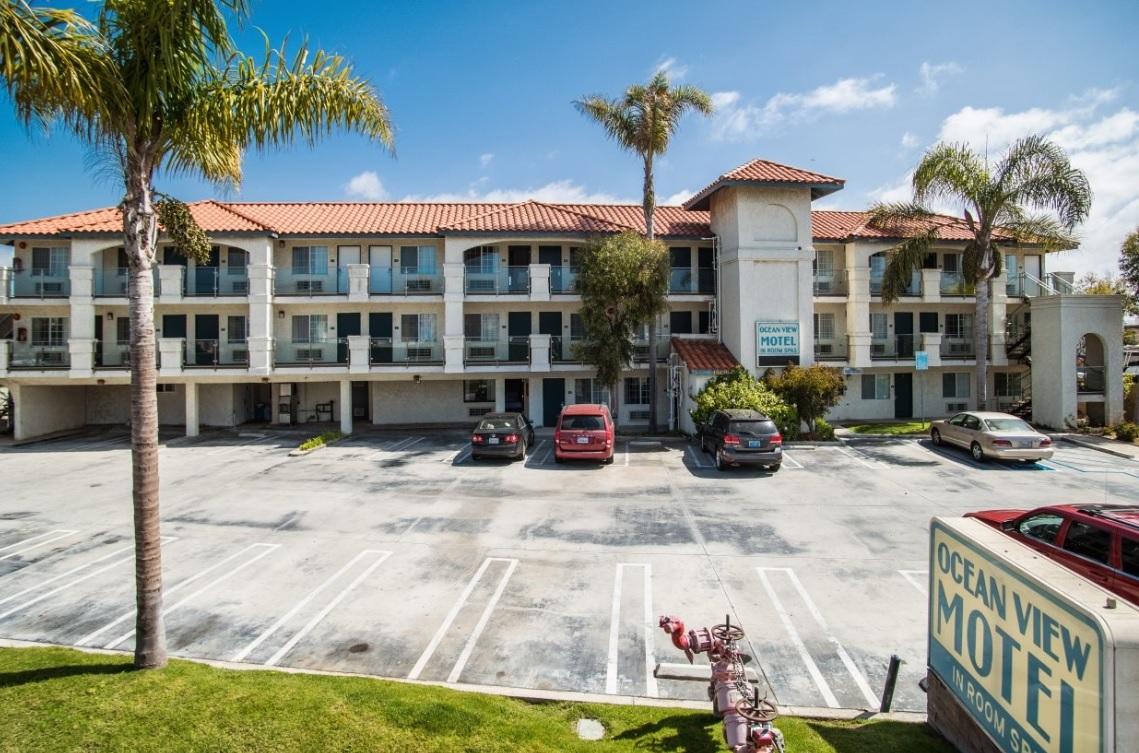 OceanView Motel - Exterior-4