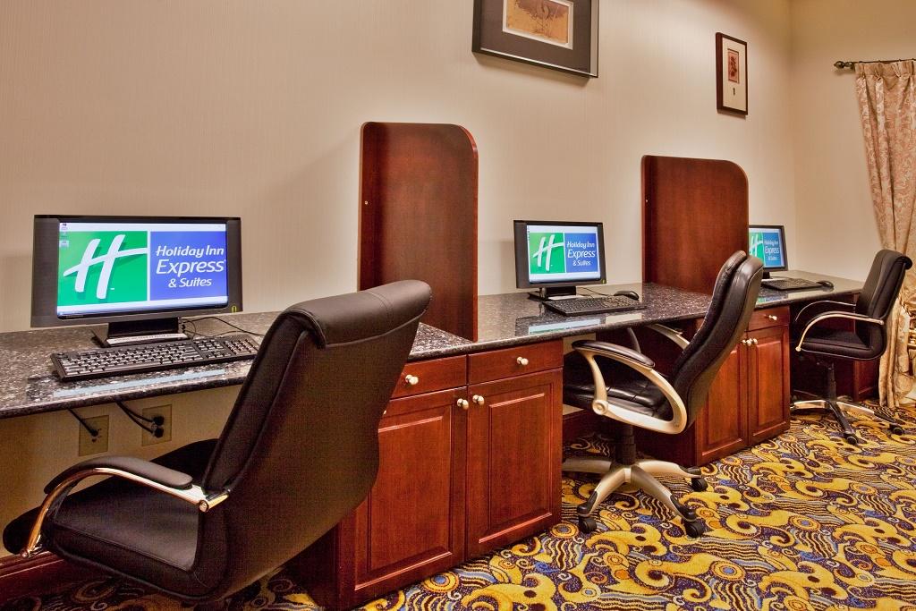 Holiday Inn Express Orlando-Ocoee East - Business Centre
