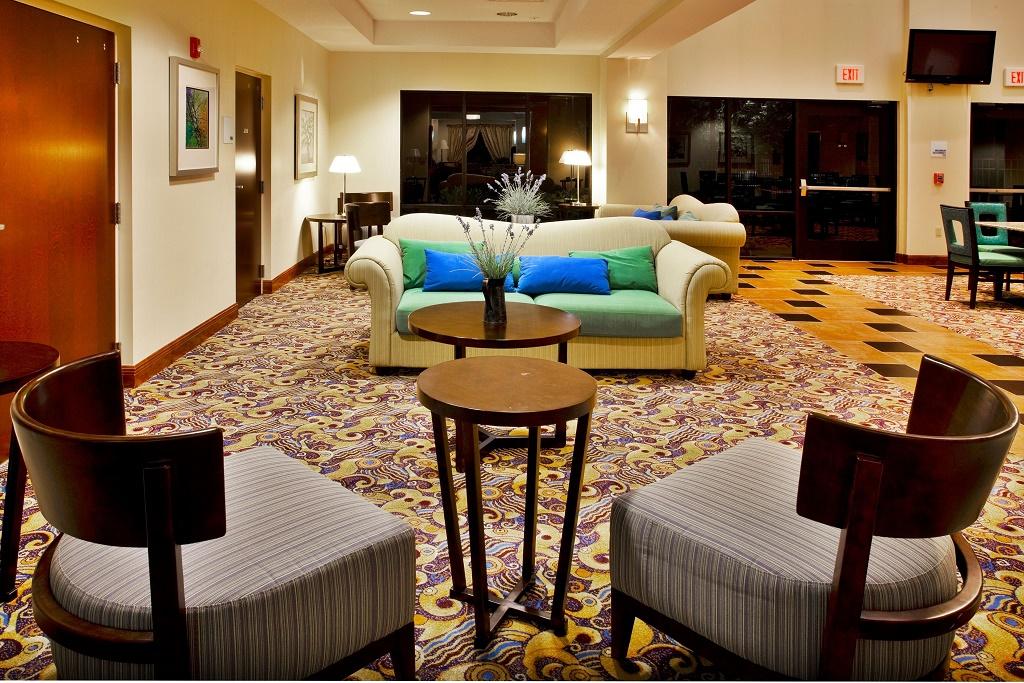 Holiday Inn Express Orlando-Ocoee East - Lobby-2