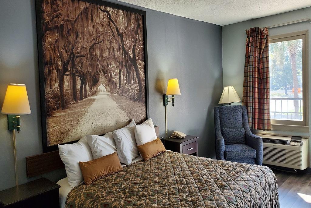 Palmetto Inn - Single Bed Room-3