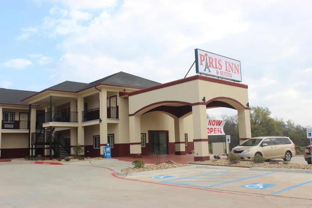 Paris Inn and Suites - Exterior-3